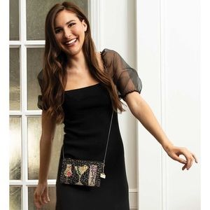 Mary Frances Bags - Mary Frances After Hours Cocktail Phone bag